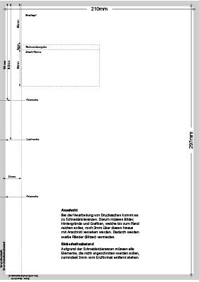 Download Briefbogen Normvorlage Deutsch Flyerwirecom