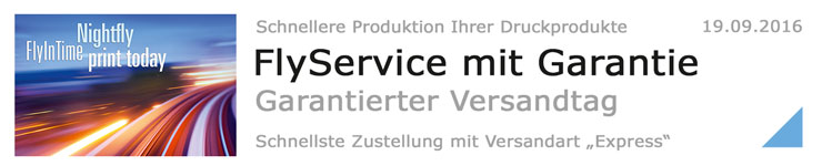 FlyServices - Express-Produktionen