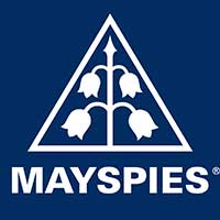 May+Spies Logo