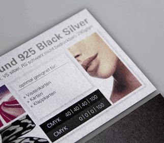 Sonderpapiere Für Edle Visitenkarten Drucken Flyerwire Com